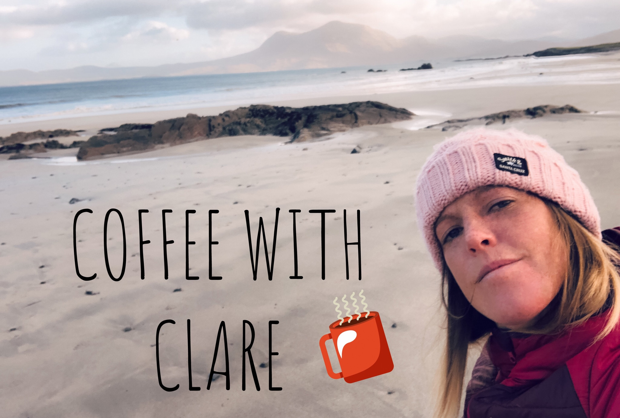Clare of Real Adventures Connemara